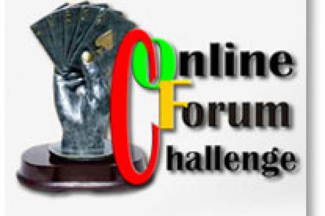 Predstavite PokerNika.com na Online Forum Challenge-u 0001