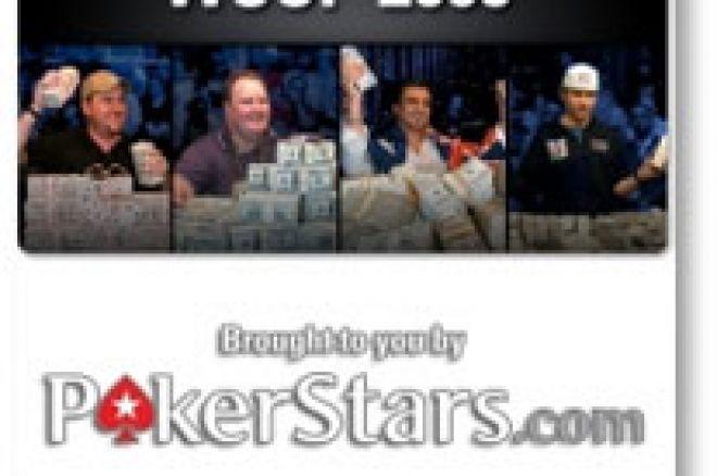 Osvoji ulaz za Main Event WSOP-a na PokerStars-u i automatski status SuperNova 0001