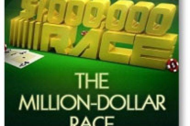 Million Dollar Race na PartyPoker-u od 1. do 31. Maja 0001