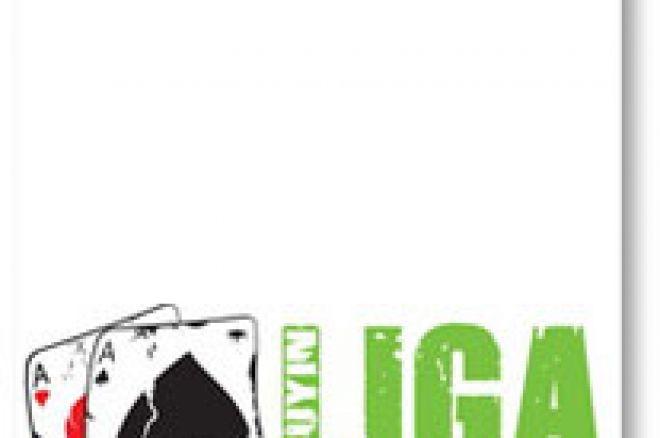 Buy-in LIGA - $2+$0,2 + $100 Added money Turnir 0001