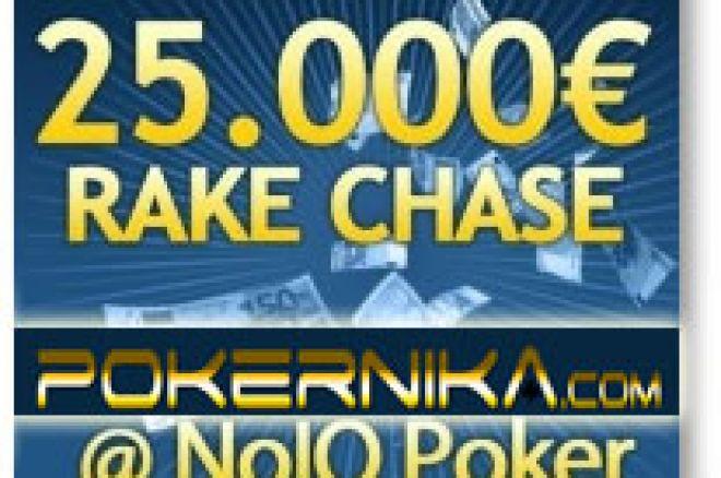 25.000€ RAKE CHASE - ekskluzivna trka PokerNika.com@NoIQ Poker-u 0001