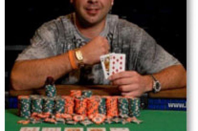 Anthony Harb uzima narukvicu na WSOP Event #11 0001