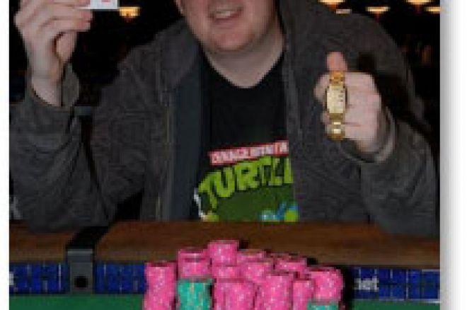 Još jedan debitant na WSOP 2009 - Zac Fellows osvaja Event #21 0001