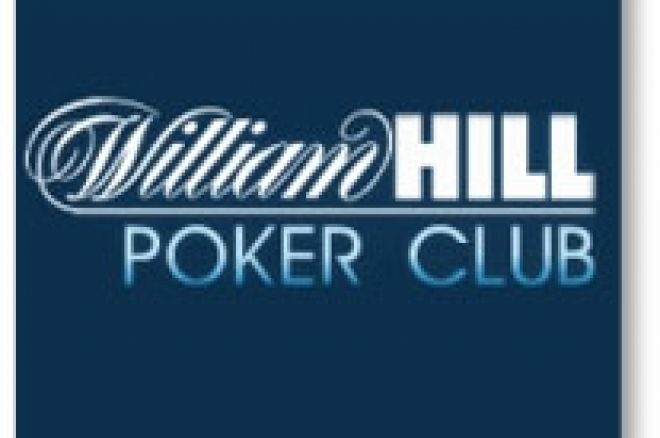 $50 Freeroll LIGE MESECA na William Hill Pokeru - Nedelja 14. Jun 0001