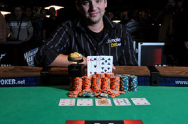Brandon Cantu osvaja Event #48 - $1.500 PLO 8-or-Better 0001