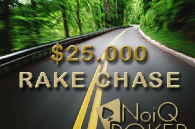 RAKE CHASE PokerNika.com na NoiQ Pokeru dodeljuje $25.000 i ovog meseca 0001