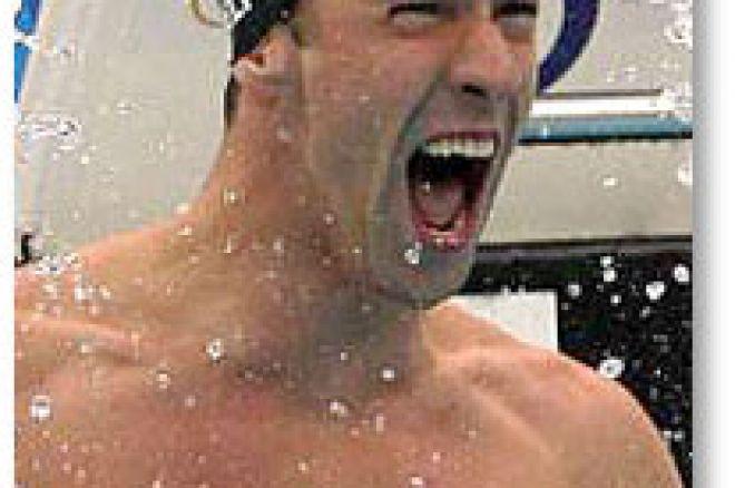 Michael Phelps je pozvan da učestvuje na Asian Poker Tour-u Macao 0001
