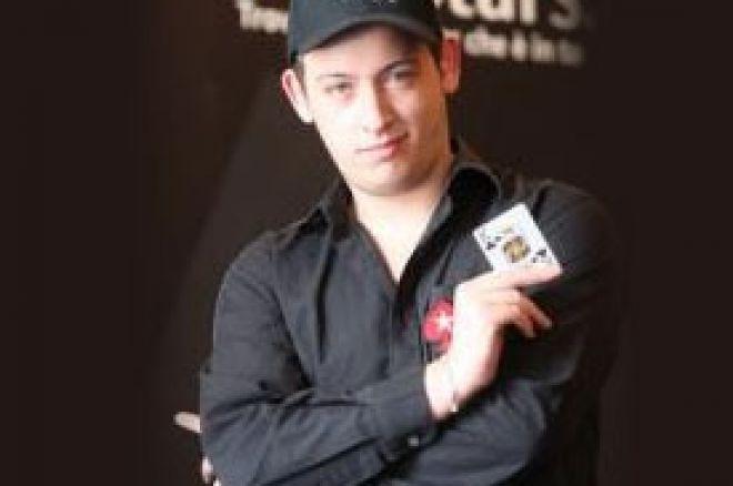 PokerStars izbacio igrača iz Team Pro Italija - Filippo Candio 0001