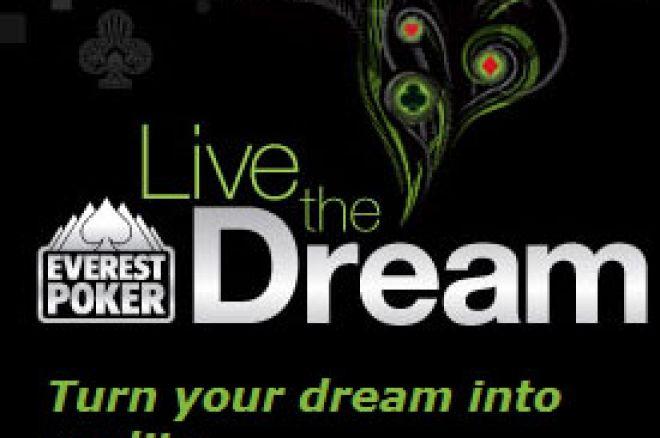Live The Dream - Everest te sponzoriše za sve najveće svetske turnire 0001
