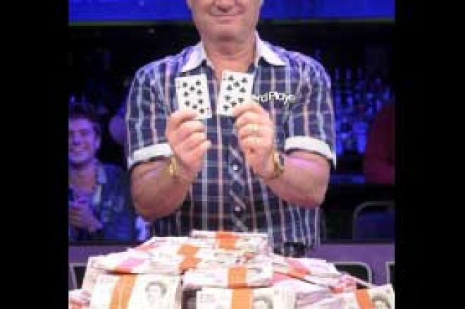 Barry Shulman osvaja WSOP Main Event narukvicu protiv Daniel Negreanu 0001