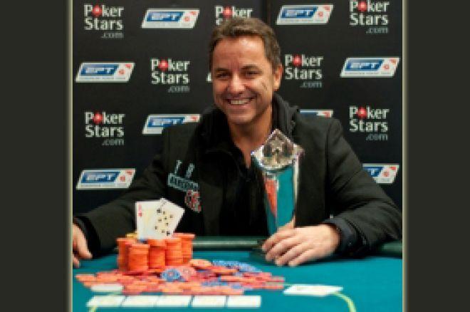 Christophe Benzimra osvaja PokerStars European Poker Tour u Varšavi 0001