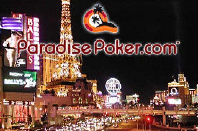 Paradise Poker: €30.000 u besplatnim turnirima! 0001