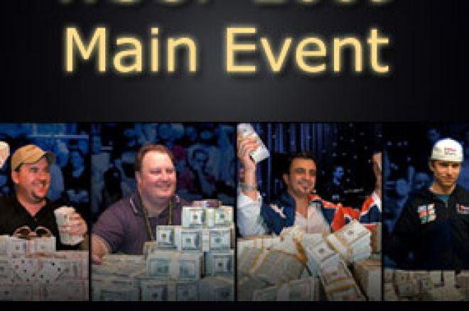 Pregled pred Finalni sto WSOP 2009 Main Event 0001
