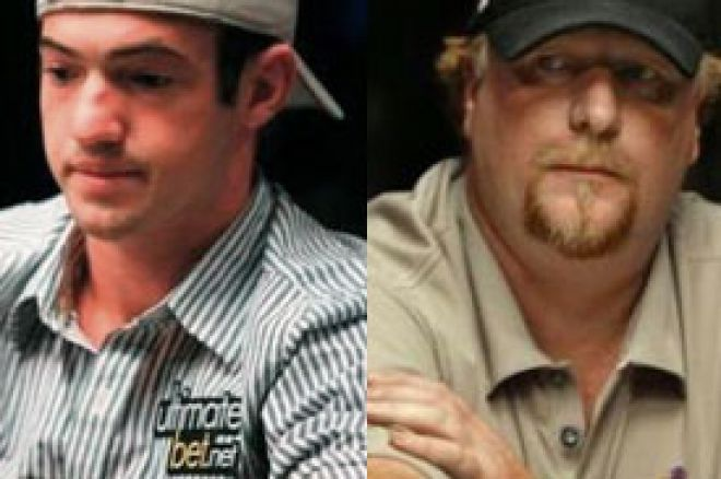 Finalisti Main Event-a World Series of Poker: Darvin Moon i Joseph Cada 0001