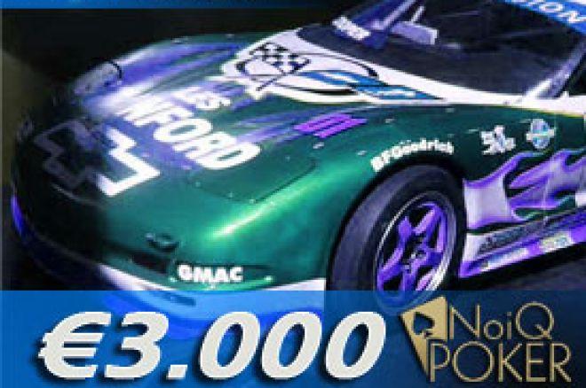 Počela je ovomesečna ekskluzivna trka za €3000 - Rake Race na NoIQ Pokeru 0001