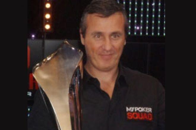 Partouche Poker Tour - Jean Paul Pasqualini odnosi €1 Milion za pobedu 0001