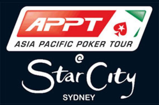 APPT Sydney Grand Final startuje 1. Decembra 0001