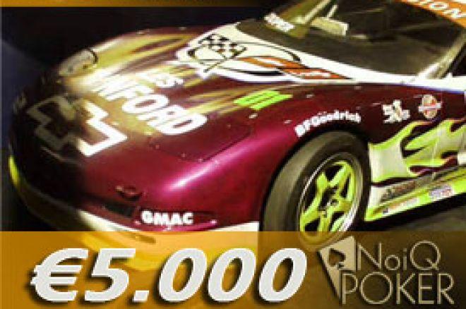 Rake Race PokerNika za Decembar i €5.000 ekskluzivno - NOIQ nudi još €250.000 tokom... 0001