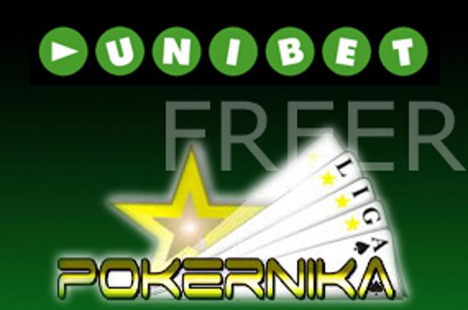 €50 Freeroll na Unibetu - Četvrtak 7. - LIGA za Januar 0001