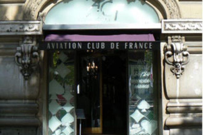 Euro Finals of Poker u Aviation Club de France 0001