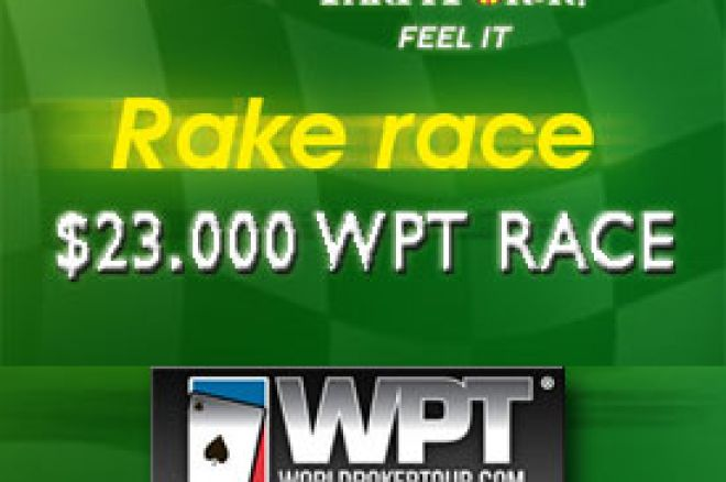 Paketi za World Poker Tour na $23,000 PartyPoker WPT Race 0001