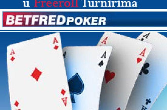 $2.000 i $500 Freeroll turniri na BetFred Pokeru sa PokerNika.com 0001