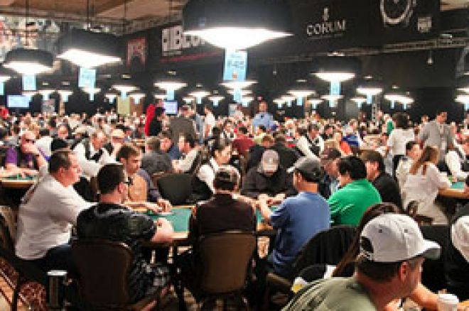 World Series of Poker 2010 u rekordima 0001