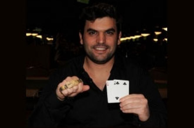 Tomer Berda osvojio Event #56 $2.500 No Limit Hold'em 0001