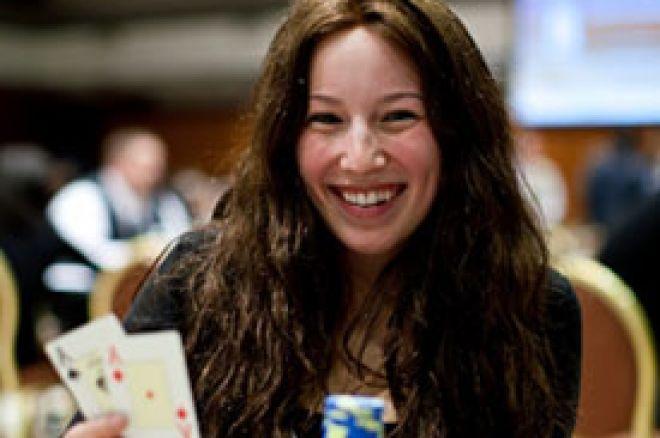 Melanie Weisner potpisala za Full Tilt Poker! 0001