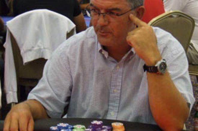 Završen Dan 2 na Croatian Poker Series sa 27 igrača ITM 0001