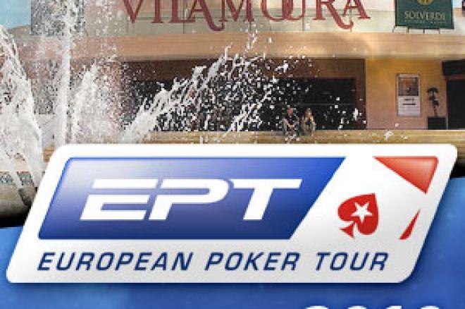 PokerStars EPT Vilamoura Dan 2: Cantu je čip lider; Coimbra za petama 0001