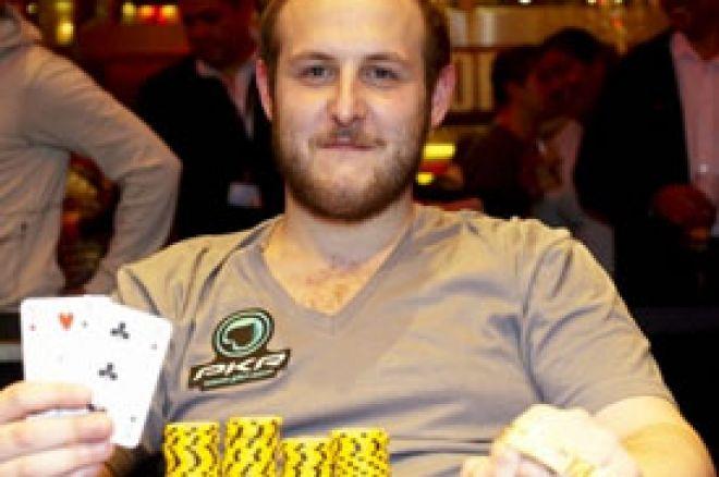 Scott Shelley osvojio WSOPE 2010 Event #3 0001