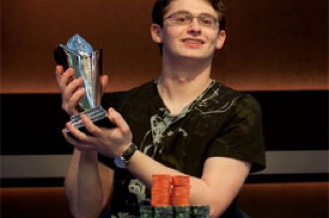 David Vamplew osvaja European Poker Tour London 0001