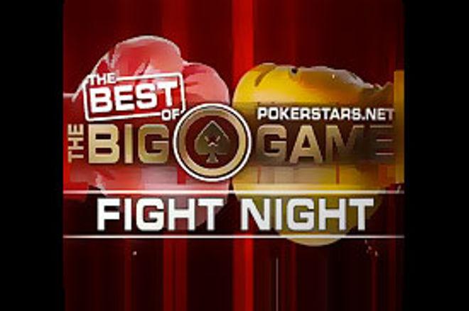 PokerStars Big Game - Veče Borbi (VIDEO) 0001