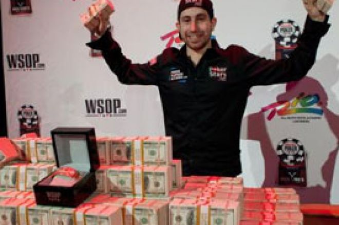 10 najboljih ruka na Main Eventu World Series of Poker 2010. 0001