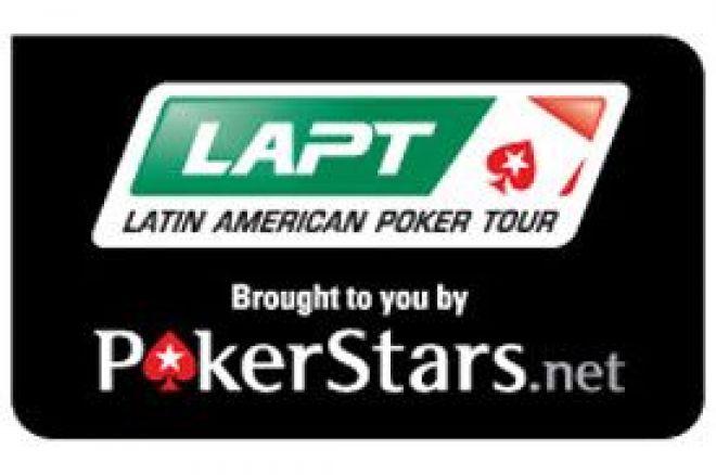 Kalendar za etapu u Brazilu LAPT PokerStarsa 0001