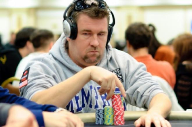 Kris Manīmeikers,Online pokers,party pokers,pokera,poker bonusi,pokera stratēģija,pokera notiekumi,pokera spēles noteikumi