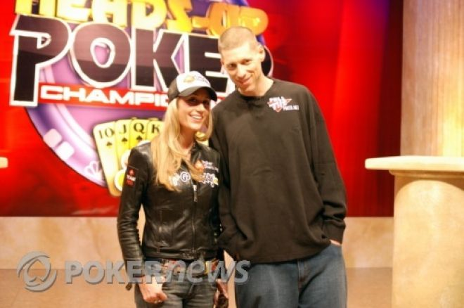 Vanessa Rousso and Huck Seed