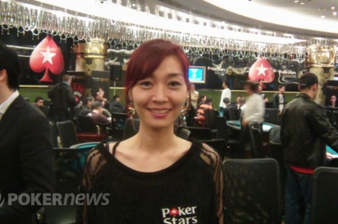 Macau Poker Cup의 Lim Young Shin 0001