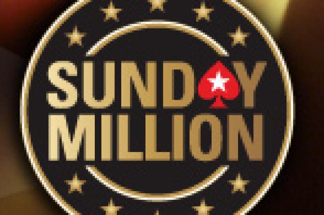 扑克之星周末百万美元锦标赛 0001