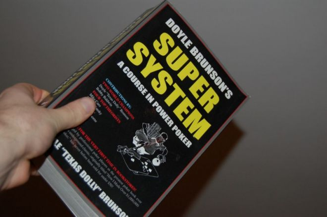 Pokera grāmatas: Doyle Brunson – Super System 2 0001