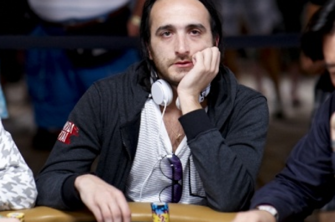 Davidi Kitai a remporté le World Poker Tour Celebrity Invitational