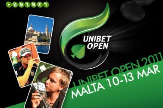 PokerNews komanda dosies uz Unibet Open Maltā! 0001