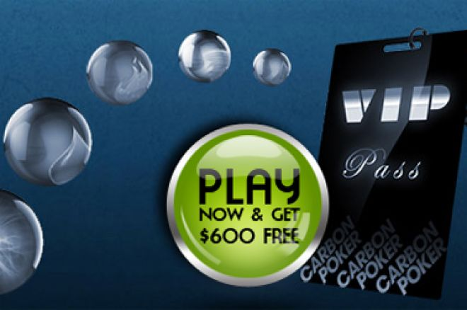 Carbon Poker predstavio novi VIP program 0001