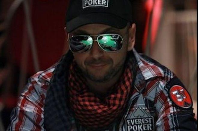 Majka az Everest Poker profi játékosa lett 0001