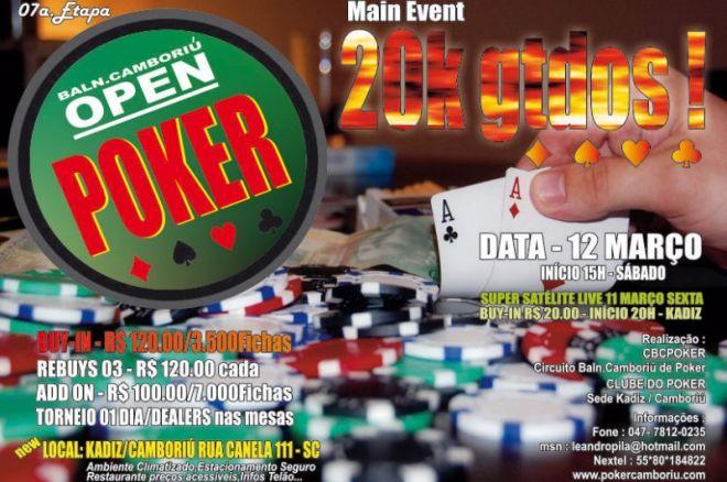 Balneário Camboriú Open de Poker