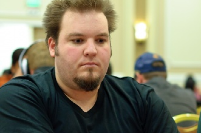 Day 1A Chip Leader Chris DeMaci