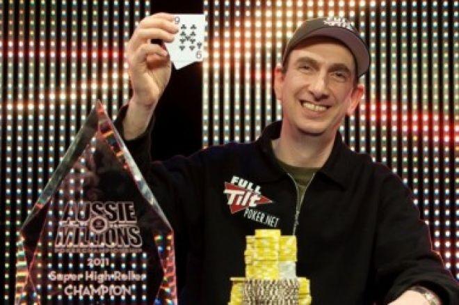 2011 NBC Heads-up Championship: Ukořistí Seidel další titul? 0001