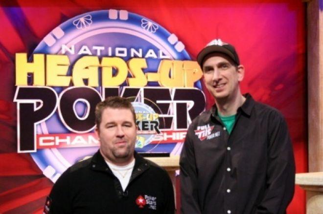 Эрик Сайдел – стал победителем NBC National Heads-Up Championship 0001