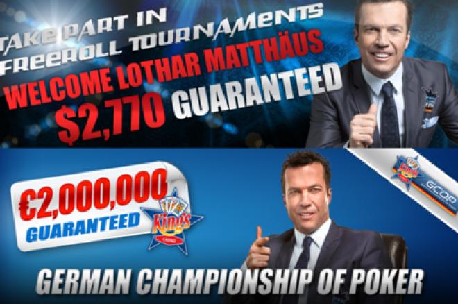 Лотар Матеус лице на Poker770